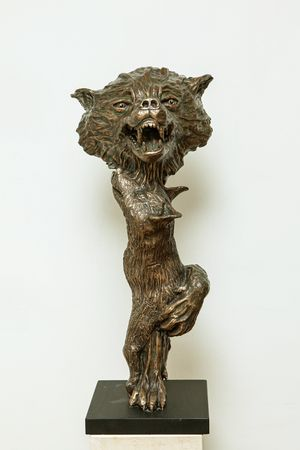 <b>Motherhood</b> - Bronze, 100*45 cm
